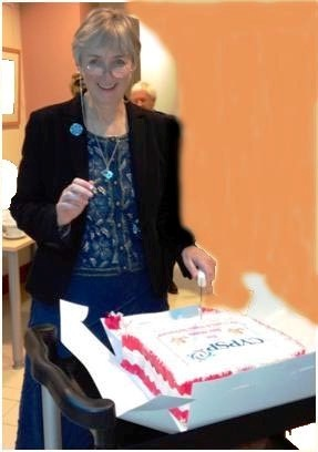 Ann Godfrey's Retirement (Childrens Services Planning Professional Advisor)