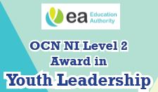 OCN NI level 2 Award in Youth Leadership – ABC Council Area