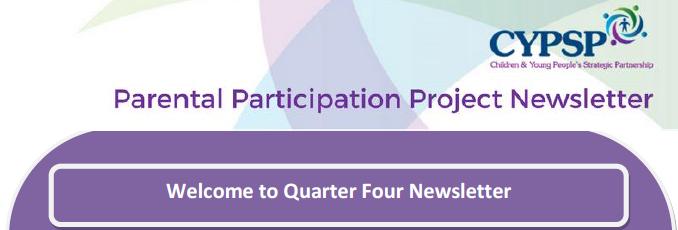 Parental Participation Project Newsletter