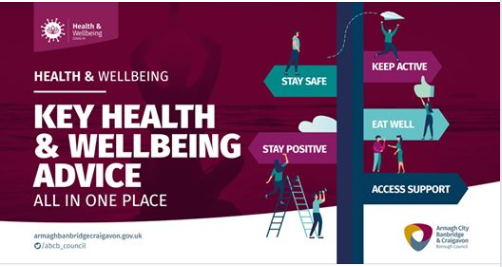 Armagh City, Banbridge & Craigavon Borough Council – Health and Wellbeing hub