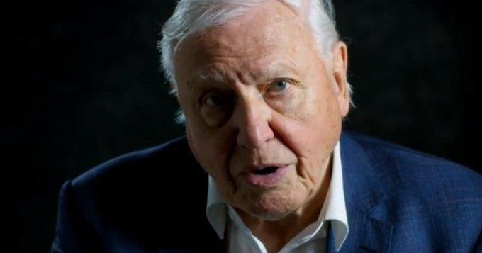 Earth globe Americas Geography with Sir David Attenborough