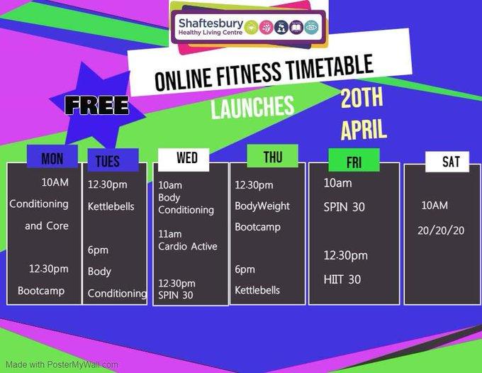 Shaftesbury Healthy Living Centre