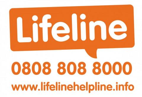 Lifeline 24/7 Helpline