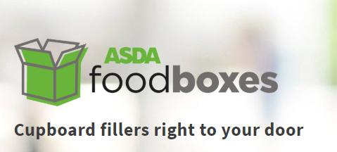 New Essential Items Box – ASDA
