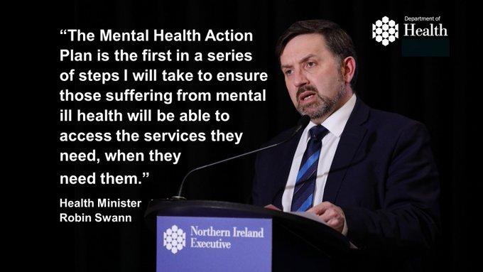 Mental Health Action Plan for NI