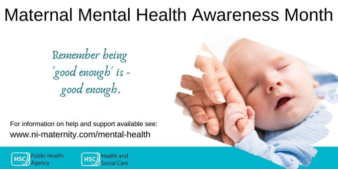 Maternal Mental Health awareness Month