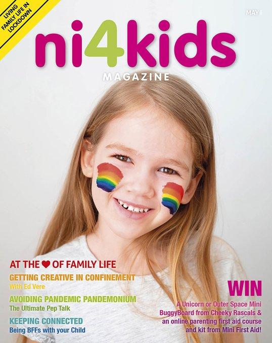 Ni4kids Magazine – May edition