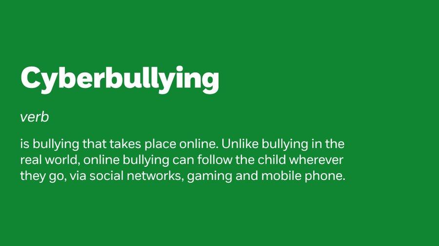 NSPCC Cyberbullying