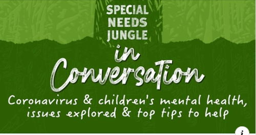 Mental Health Week – Special Needs Jungle