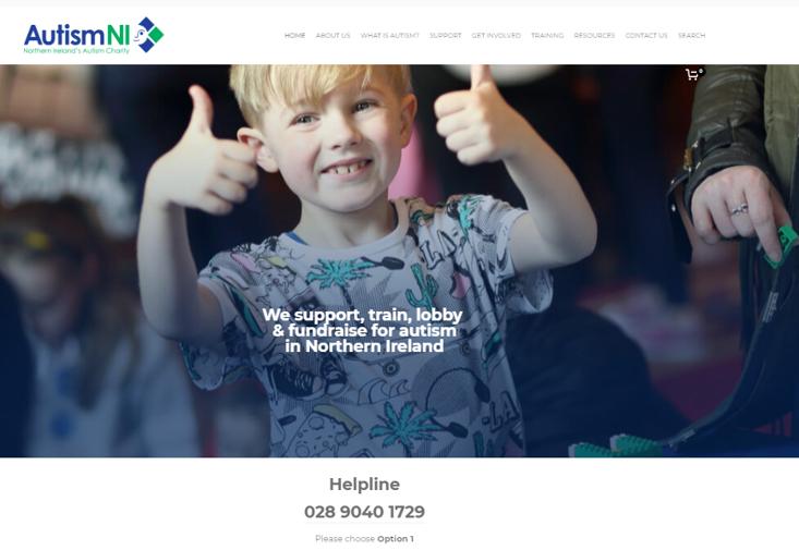 Autism NI launch new Website