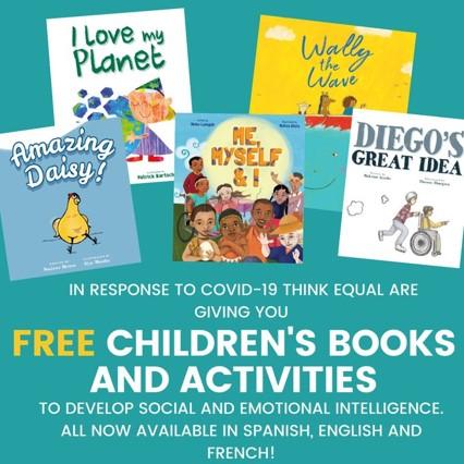 FREE Children's Books and Activities