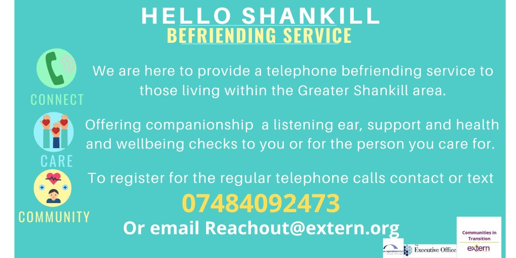 Extern Befriending Service