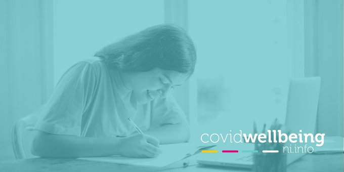 Covid Wellbeing NI Website