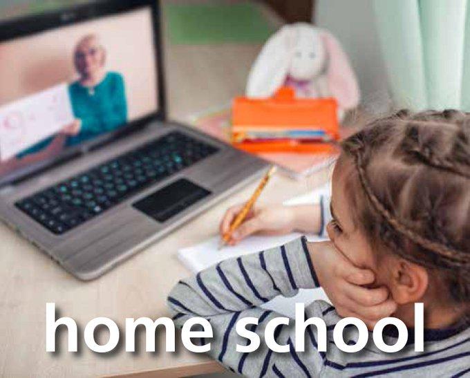Digital Technology & Home Schooling