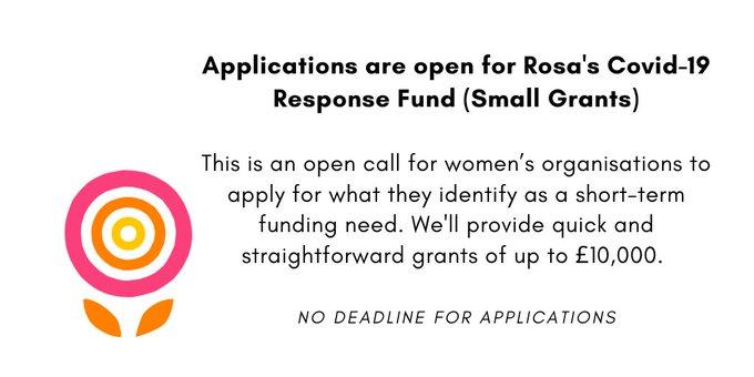 Rosa's Covid-19 Response Fund