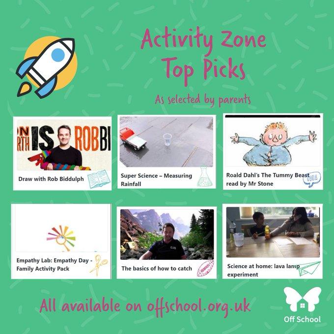 Off School Activity Zone
