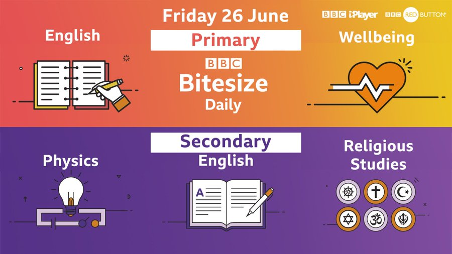 BBC Bitesize – It's Friday!!!