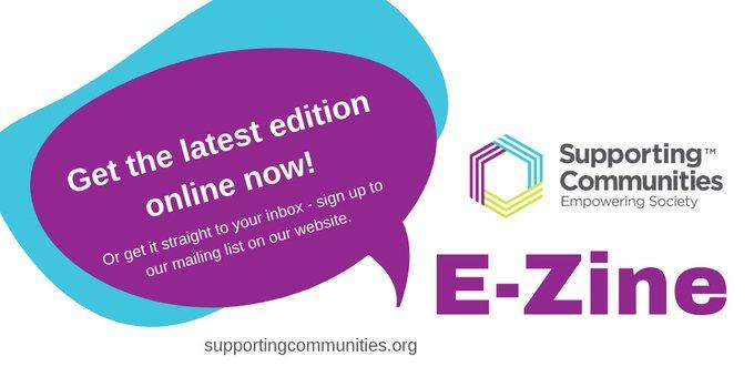 Supporting Communities Ezine