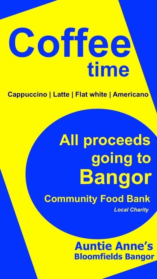 Support Bangor Foodbank