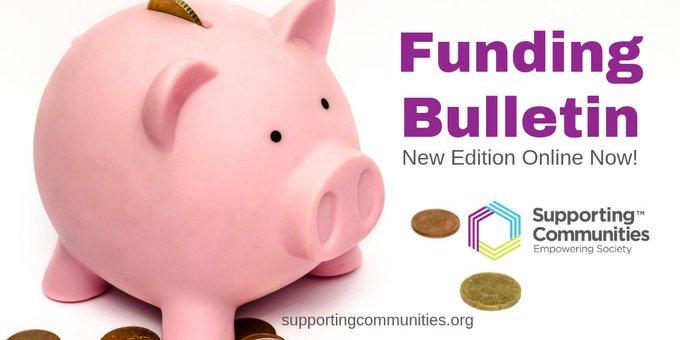 New Funding Bulletin