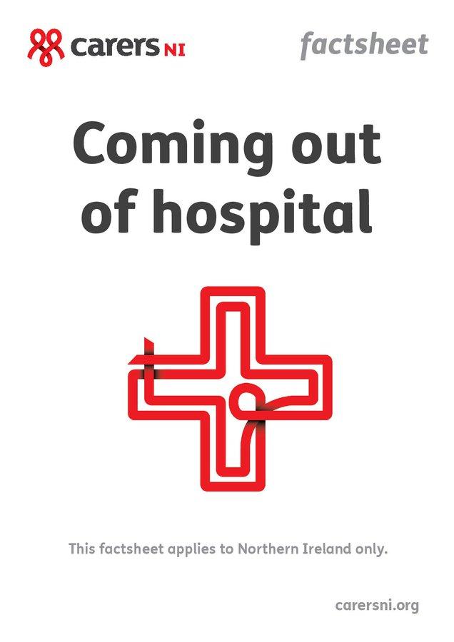 Hospital Discharge Factsheet for Carers