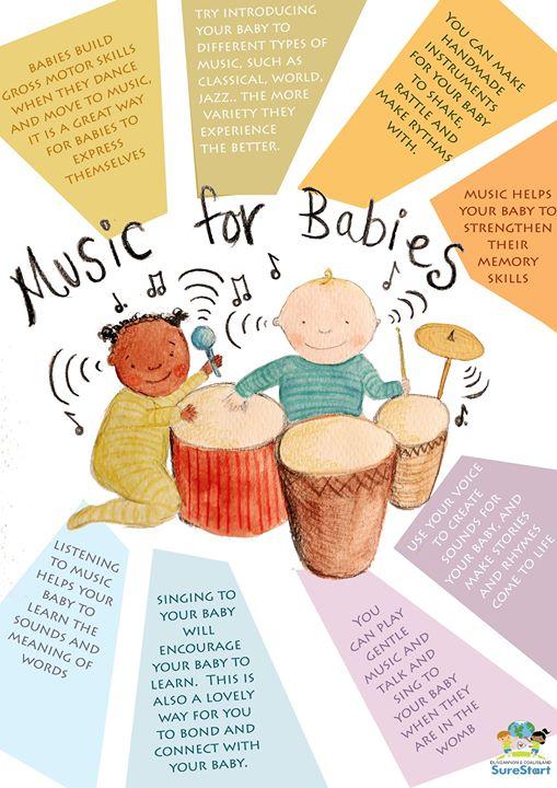 SureStart – Music for babies