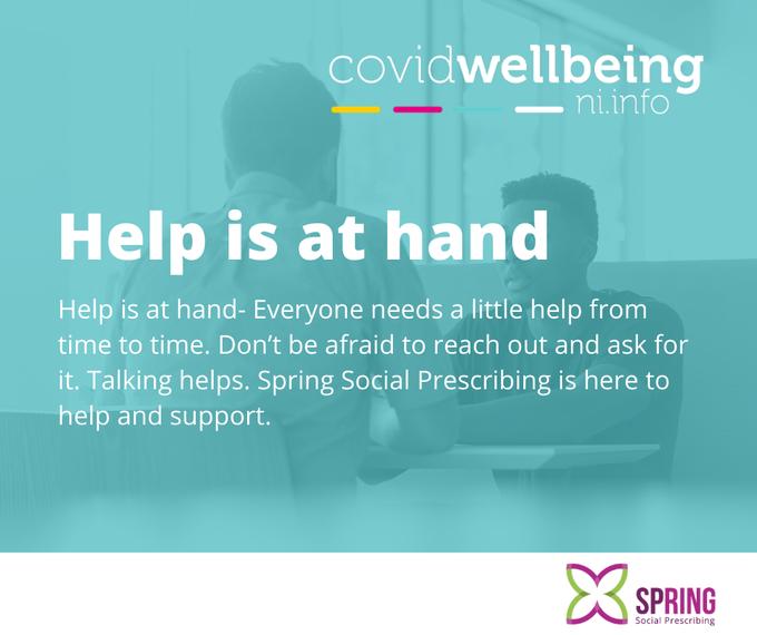 Social Prescribing – Covid Wellbeing
