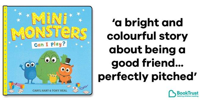 Mini Monsters Book