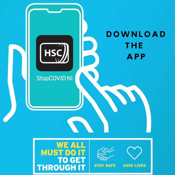StopCOVID NI App