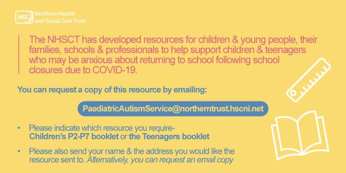 New Return to School Resource