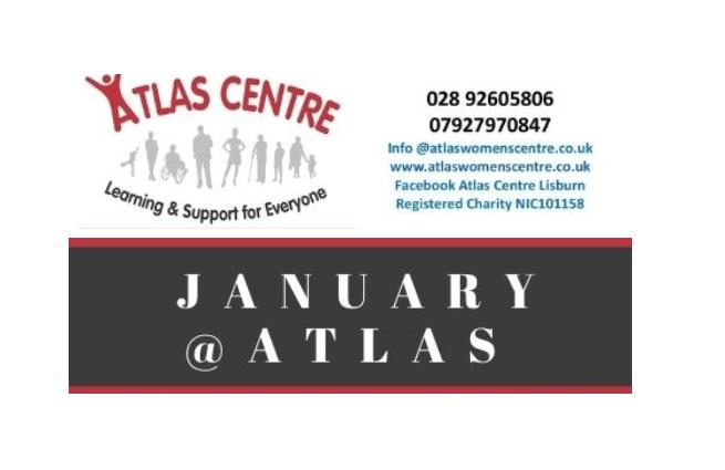 Atlas Centre – January Sessions